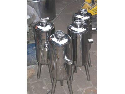 硅丽晶罐软化水设备